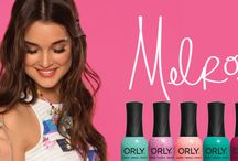 ORLY Melrose Collection - Primavera 2016 / ORLY Melrose Collection - Primavera 2016