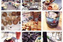 Barcelona / Hotspots, coffee, tapas, winetasting & citytours