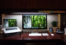 Workspaces / by Julien Tilly