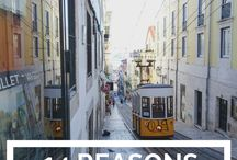 Travel Europe: Portugal / Inspiration for your upcoming trip to Portugal.