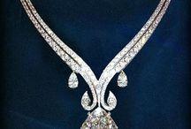 Heavenly Diamond Necklaces