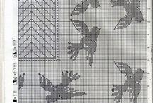 Crochet filet / Filethekling