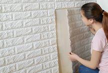 Adesivos de parede