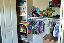 Closet Organization / by Callie Gerber