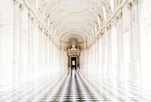 Corridors, Colonnades, and Naves