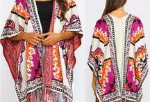 Trend Watch: Kimonos