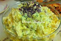 mutfak / patates salatası