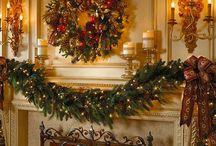 Beautiful Mantle Decor Ideas / Decorate your mantle for every season and holiday!