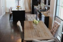 Dining Room inspiration / by R aye
