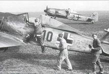 Focke Wulf FW190 and TA152