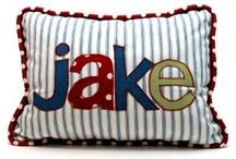 Decoration Pillows / by stephanie Silvia