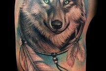 tattoo dog, cat, jaguar and more 2d.3d.4d