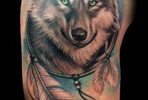 tattoo dog, cat, jaguar and more 2d.3d.4d