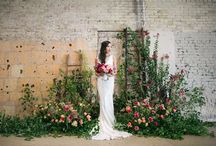 Свадебные идеи таинственный сад