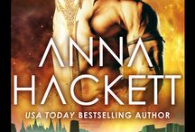 Anna Hackett books