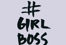 Career Quotes / Quotes that inspire your inner Girl Boss!