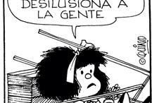 Frases de Mafalda y lapidarias