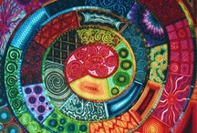 Color and Shapes / by Kirsten Romriell
