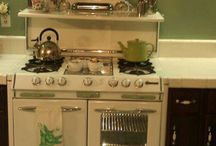 Sweet Vintage Stoves / by Blessed Antiques