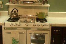 kitchen antiques