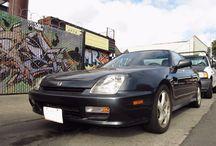97-01 Honda Prelude - Stereo, Amp, And Speaker Installation Guide