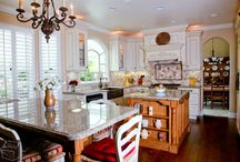 49 - Yorba Linda - Kitchen Remodel / Complete Kitchen Remodel with Custom Cabinets, Corbels, Windows, Flooring & hood