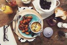 Food, glorious food / by Ally Russell