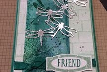 Dragonfly cards