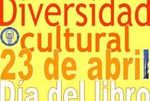 Exposiciones en la Biblioteca de Colmenarejo / Carteles de las exposiciones comentadas en el blog http://365diasdelibros.blogspot.com.es/