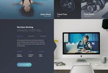 parallax website design
