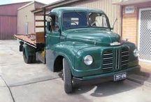 1952 austin trucks