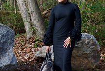 Winter Little Black Dress
