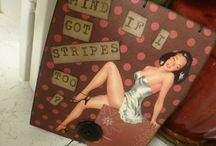 Pinup Girl Stuff / by Shanna Castle