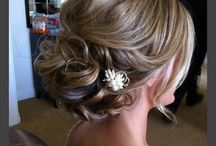 Wedding Hair Ideas / by Stephanie Sullivant