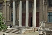 İstanbul Arkeoloji Müzesi / Dünyada ilk on müze içerisine giren İstanbul Arkeoloji Müzesi, çeşitli uygarlıkların sanat eserlerine ev sahipliği yapmaktadır.
