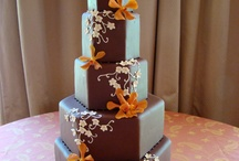 Wedding Fall / Weddding cakes for the Fall Season. / by Satin Ice