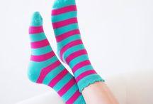 Lucky and Me: Socks