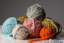 Plump / Lovely Plump yarn from Mrs Moon