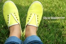 shoe d.i.y's / by La Danya Friday