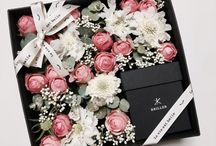 Flower wrapping&boxes