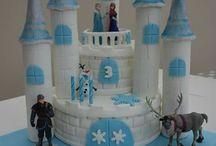 Emily Frozen birthday