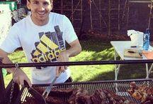 Asado, vino argentino y más...