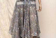 Oblečení / Moderní šaty, sukně...