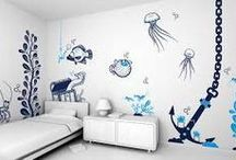 maľba na stene/ wall painting