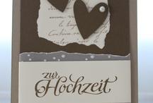 Karten - Hochzeit
