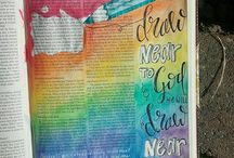 Arting in the Word