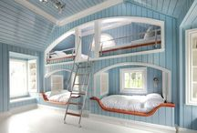 Bedrooms / by Tasha Morant