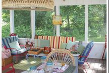 Porches and Outdoor Spaces
