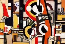Leger / paintings