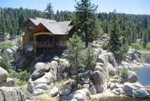 Cool Lakefront Cabins